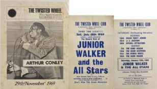 TWISTED WHEEL MANCHESTER FLYERS.
