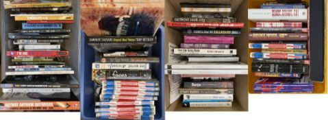 ASSORTED MUSIC BOOKS - MOD/JAM.