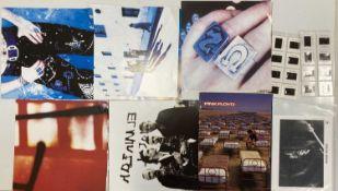 PINK FLOYD AND U2 PROMO ITEMS