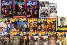 THE POLICE FILES / BOOKS