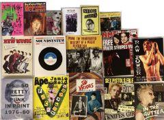 MUSIC BOOKS, MAGAZINES AND CD BOX SETS