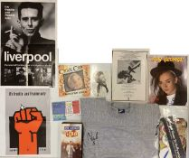 CULTURE CLUB AND FRANKIE GOES TO HOLLYWOOD MEMORABILIA