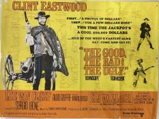 THE GOOD THE BAD AND THE UGLY UK QUAD