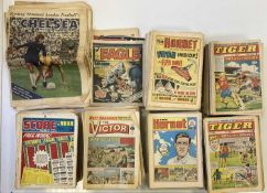 SPORTING COMICS AND MAGAZINES