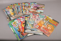 A collection of Thunderbirds The Comic & The New Thunderbirds magazines, 1992, 1993, 1994, 1995