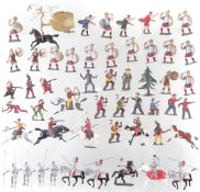 Collection of Toy Soldiers / figures