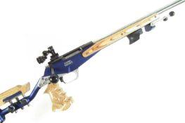 Barnard System Gemini .308 bolt action rifle