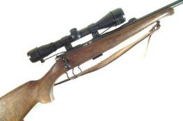 Brno .22lr bolt action rifle,