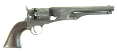 Colt .36 percussion navy revolver