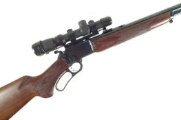 Marlin .22lr lever action rifle