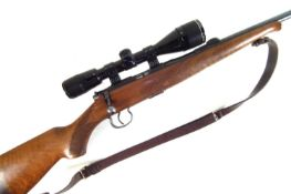 Brno .22lt bolt action rifle