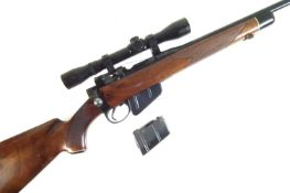 Collins Brothers .303 bolt action Lee Enfield Sporting rifle