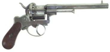 9mm pinfire revolver