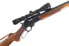Marlin 45-70 lever action rifle