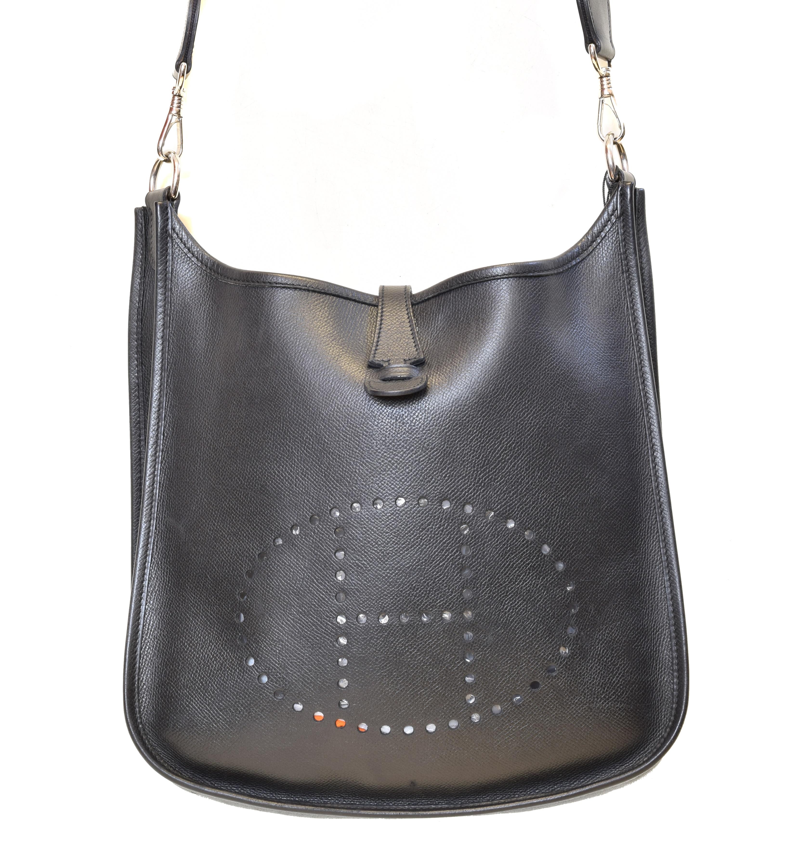 A Hermes Evelyne 29 Shoulder Bag, - Image 3 of 3
