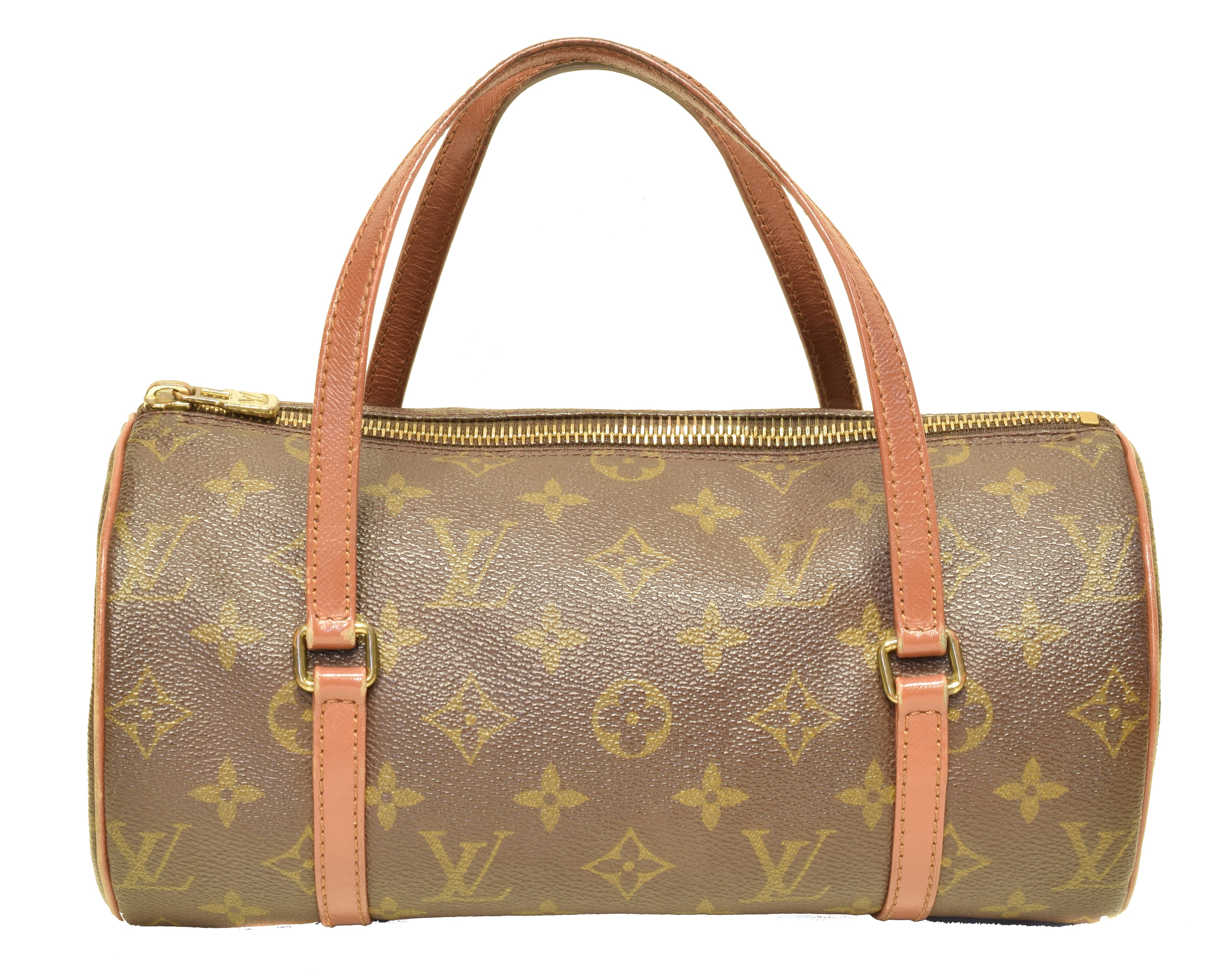 A Louis Vuitton Monogram Papillon 26 handbag,