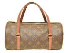 A Louis Vuitton Monogram Papillon 26 handbag,