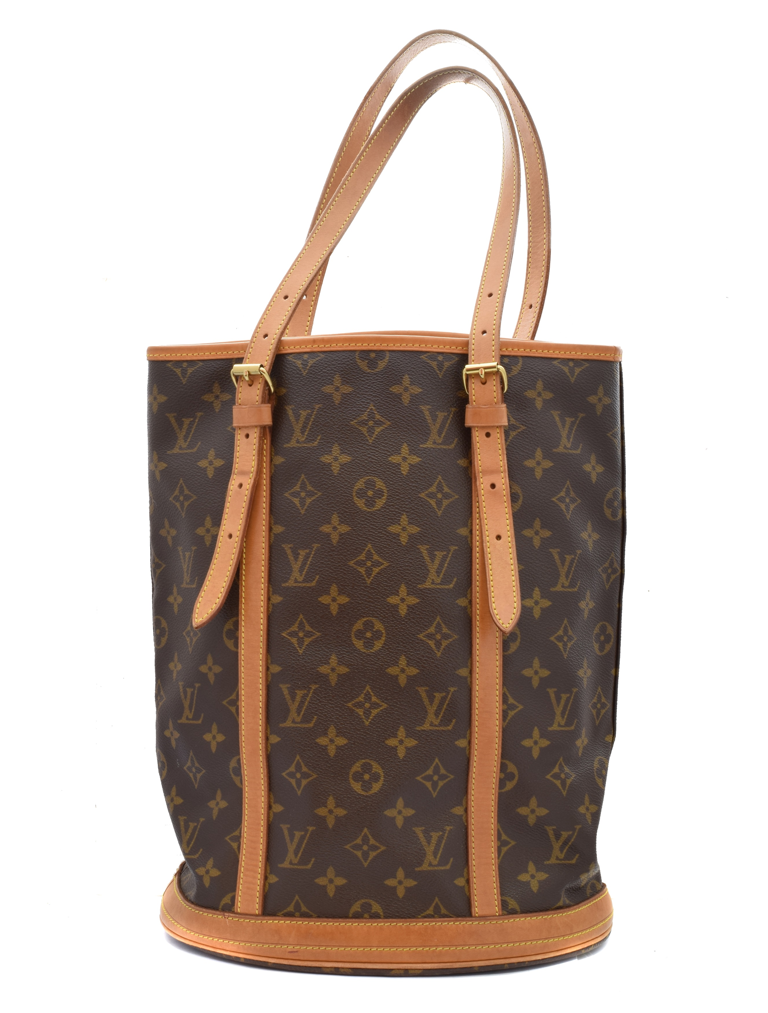 A Louis Vuitton Monogram Bucket Shoulder Bag,