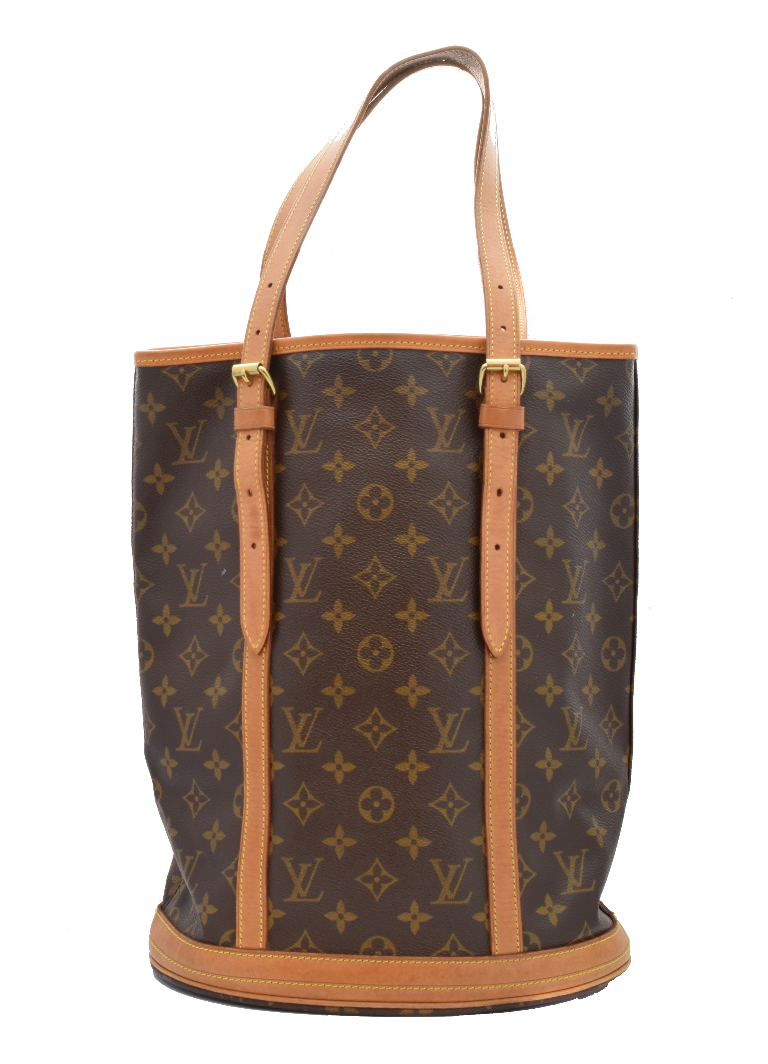A Louis Vuitton Monogram Bucket Shoulder Bag, - Image 2 of 2