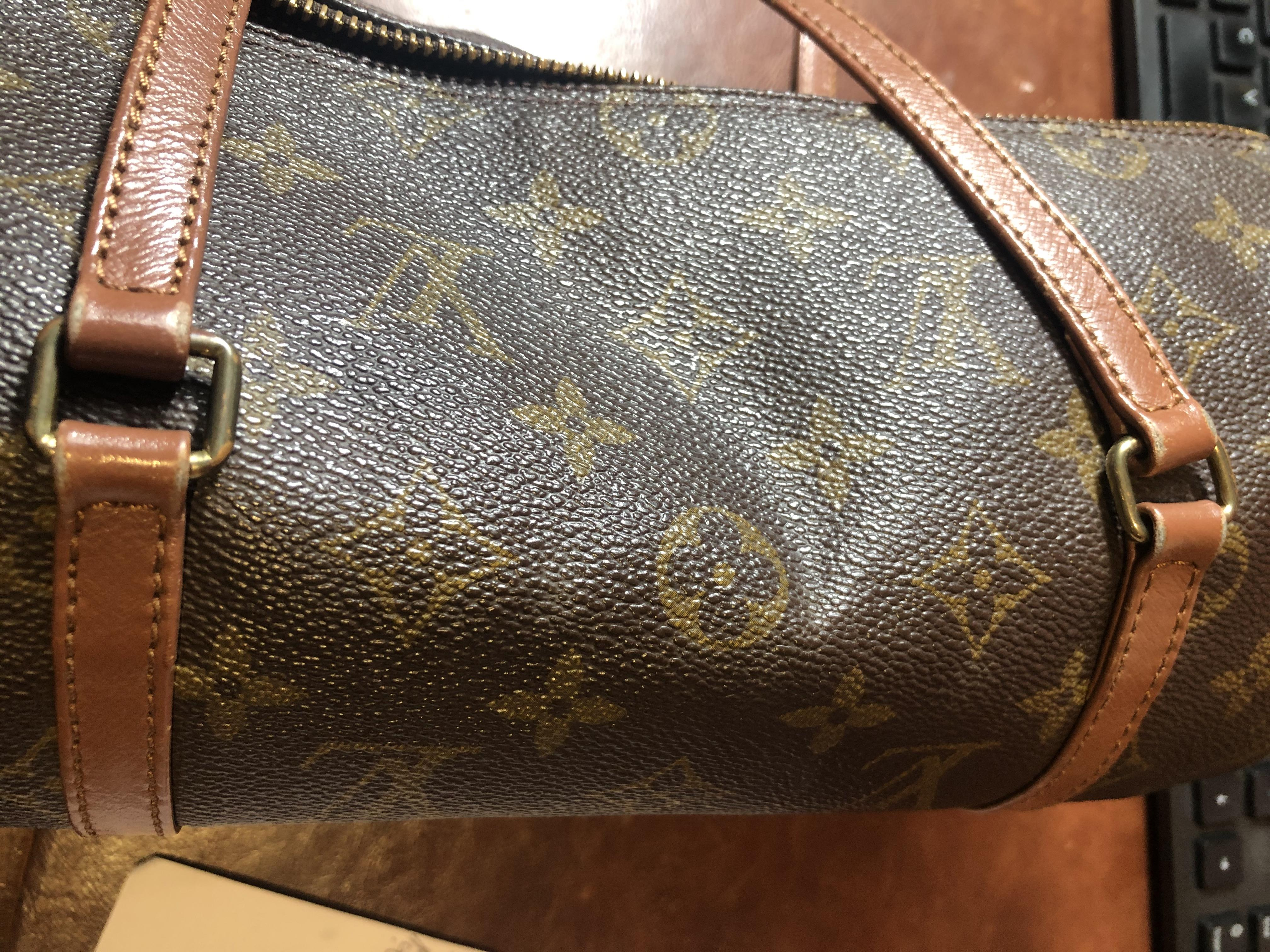 A Louis Vuitton Monogram Papillon 26 handbag, - Image 6 of 6