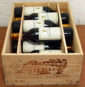 10 Bottles Chateau Talbot Grand Cru Classe St Julien 2000
