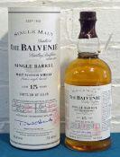 1 Litre bottle 'The Balvenie' Single Barrel 15 Year Old