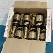 6 Bottles Champagne Charles Heidsieck Brut Reserve in Original Carton
