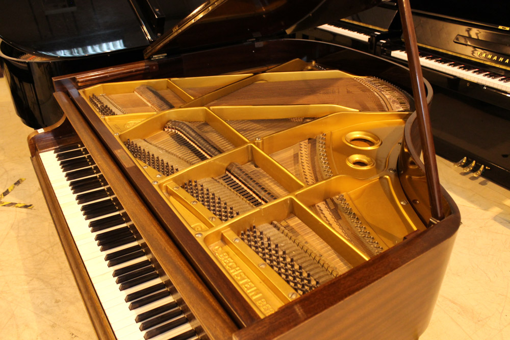 Bechstein (c1937) A 4ft 7in Model S grand piano in a mahogany case on square tapered legs - Image 2 of 4