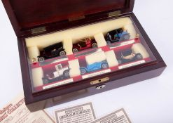 Matchbox Models of Yesteryear, The Connoisseurs Collection, No. 1844, issued in 1984, boxed.