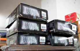 Corgi, a century of war, five sets including Tour of Duty and The Finest Hour, boxed.
