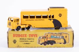 Budgie Toys, Jumbo Control Unit, boxed.