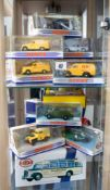 Dinky Collection by Matchbox, a collection of boxed models (13).