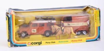 Corgi 47, Pony Club, boxed.