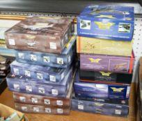 Corgi Classics, Aviation Archive models, boxed (12).