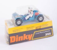 Dinky, Lunar Roving Vehicle, 355, boxed.