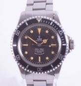 Rolex Tudor, a 1970's gents Oyster Prince Submariner 200 wristwatch, the dial marked '200m /