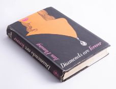 Ian Fleming, 'Diamonds are Forever', 1964 first edition/seventh impression.