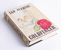 Ian Fleming, 'Goldfinger', 1960 first edition/third impression.