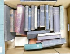 A collection of 19th & Early 20th Century Hardback Books:
