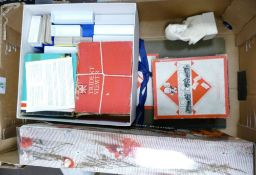 A mixed collection of items to include: Slide Viewers, Waddingtons Monopoly Game Set, boxed silver