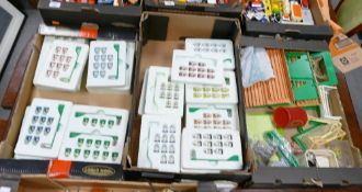 A large collection of subbuteo footbal teams & accessories: International & Home teams,