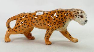 Beswick leopard: