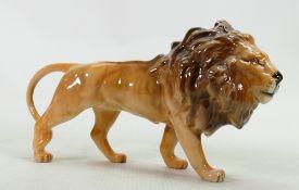 Beswick lion