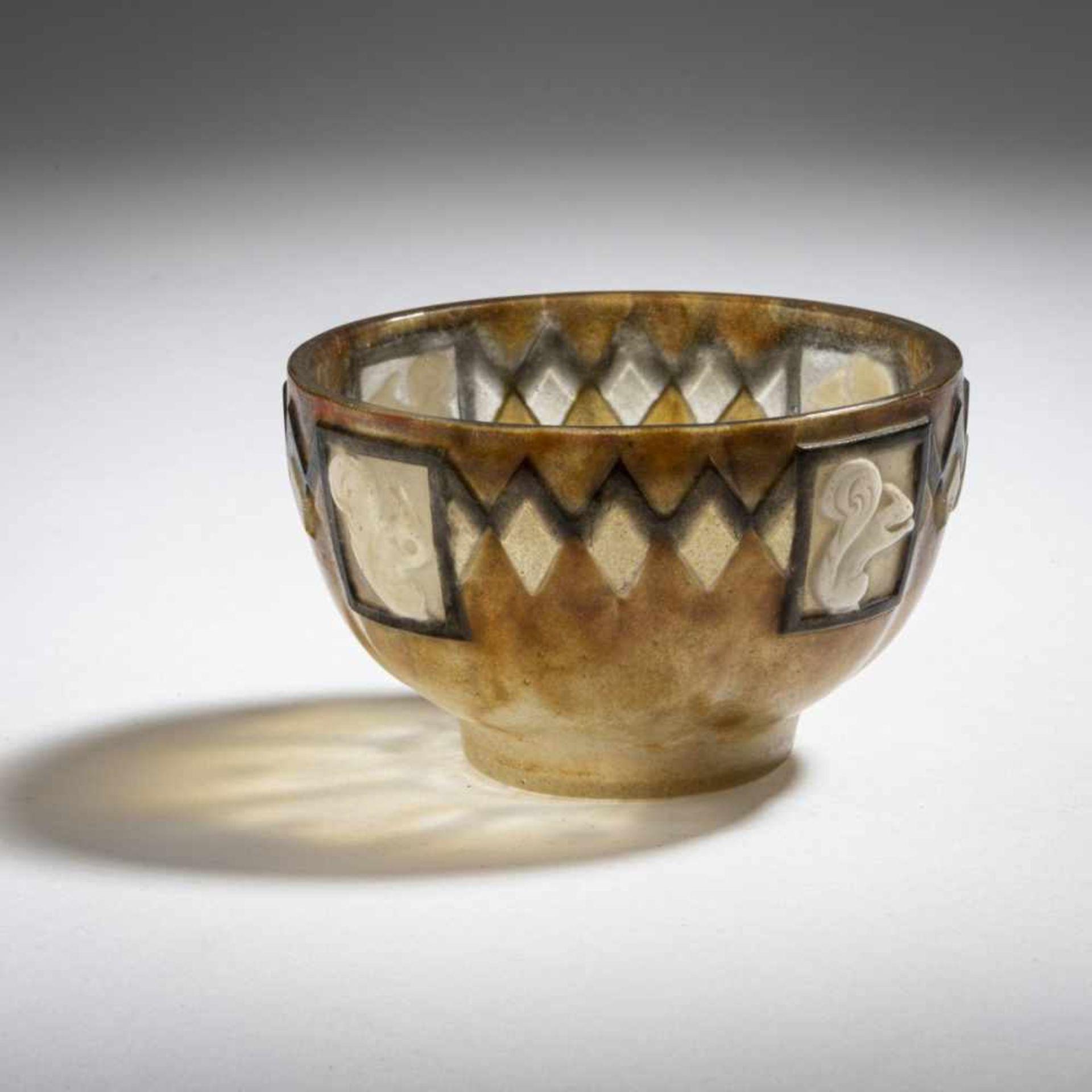 Gabriel Argy-Rousseau, Paris, Vase 'Ecureuil', 1932 - Bild 2 aus 8