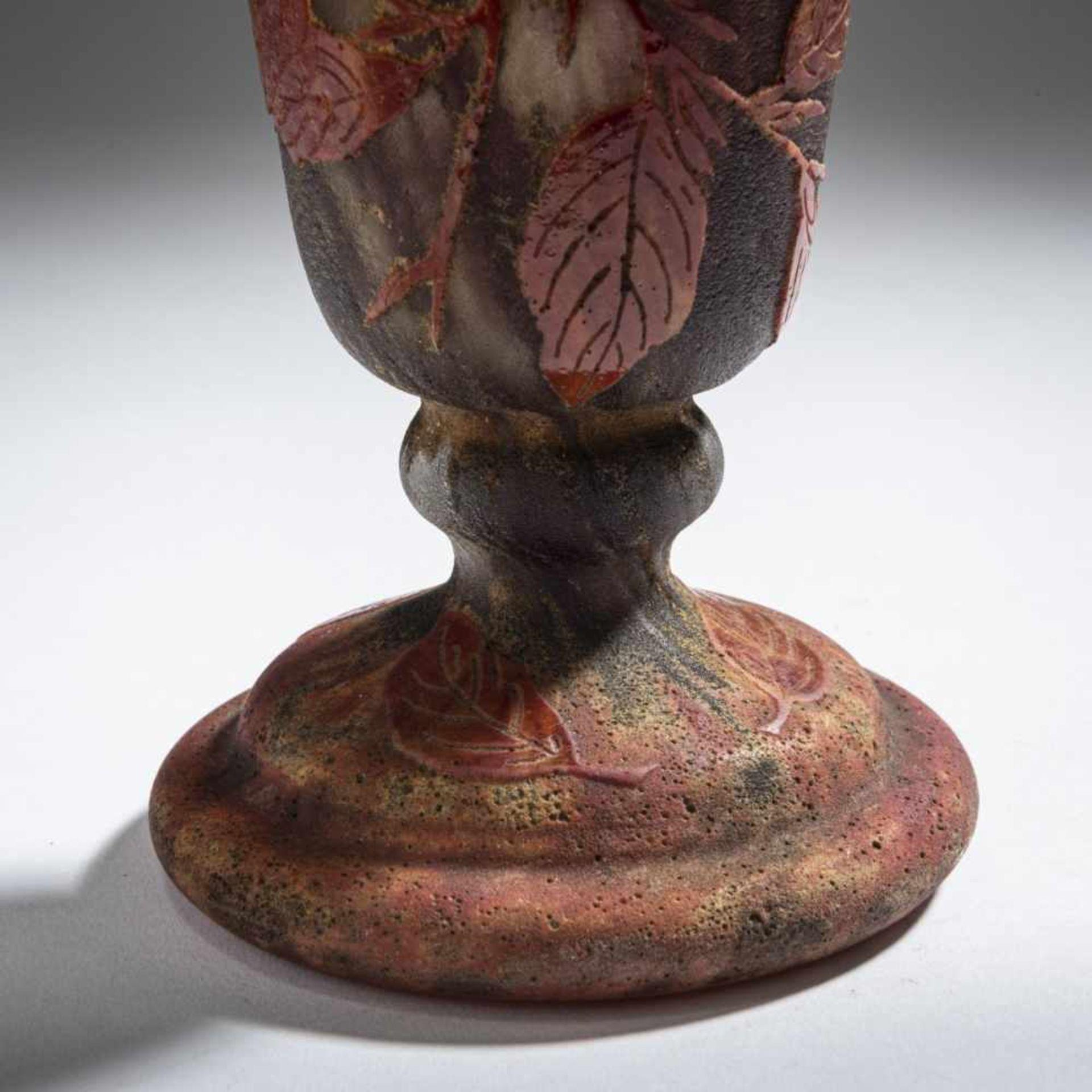 Daum Frères, Nancy , Vase 'Hêtre roux', 1910 - Bild 7 aus 7