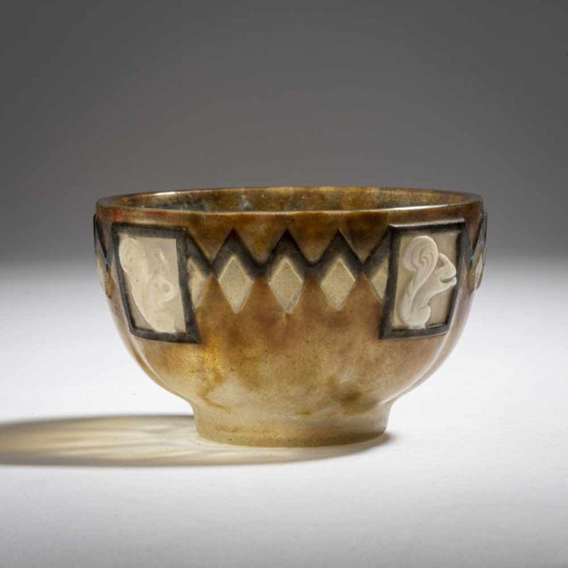 Gabriel Argy-Rousseau, Paris, Vase 'Ecureuil', 1932 - Bild 3 aus 8
