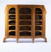 Felix Kayser, Anthroposophical display cabinet, c. 1930