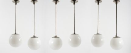 Germany , Four ceiling lights, 1930s