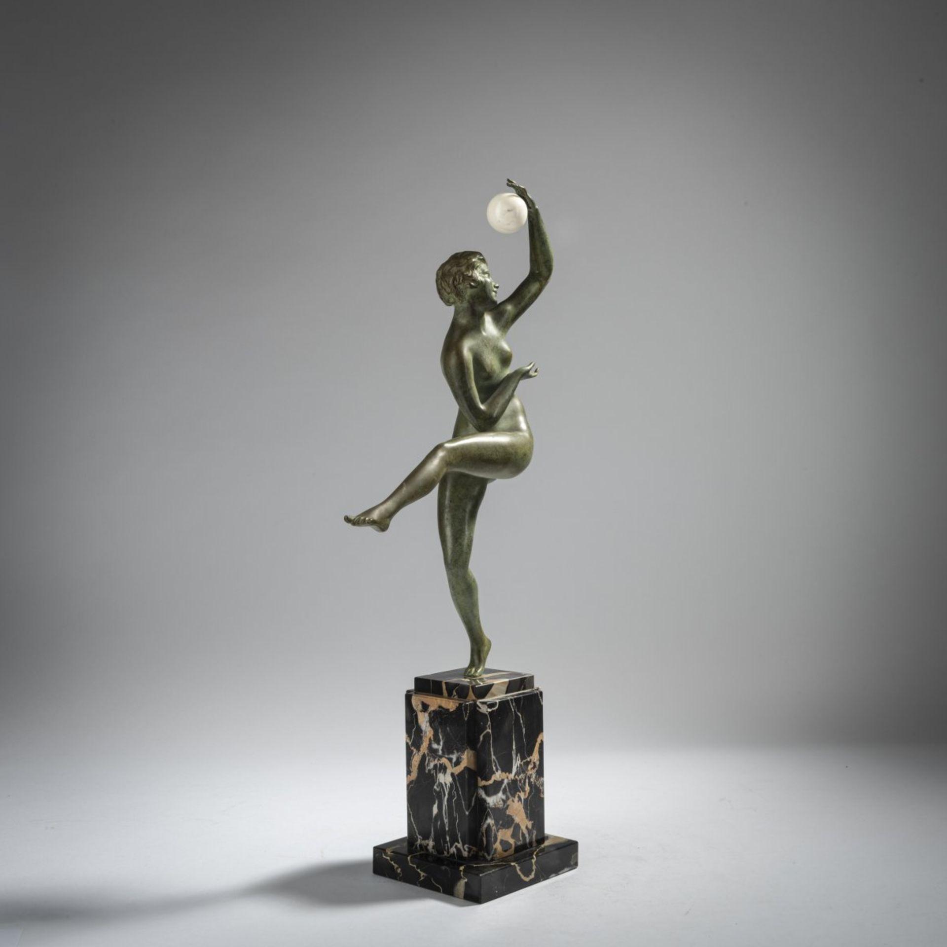 Maurice Guiraud-Rivière, Ballspielerin, 1920er Jahre - Bild 2 aus 6