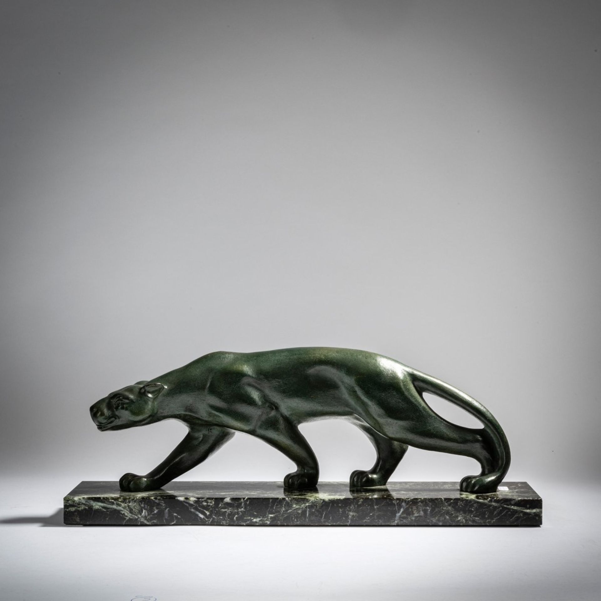 Andrea Secondo, Panther, um 1928